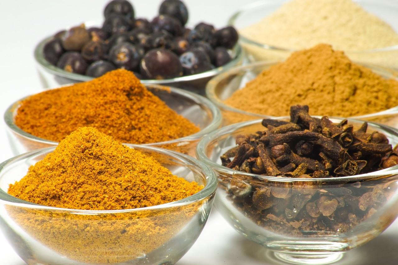 spices, épices