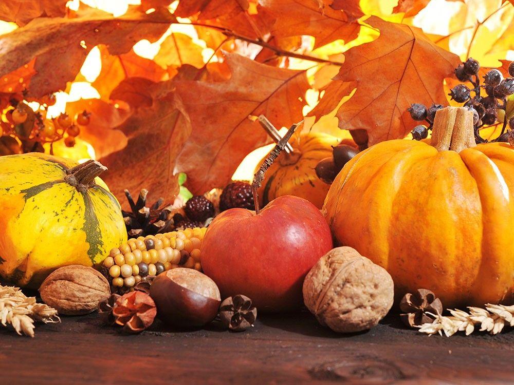 thanksgiving action de grace