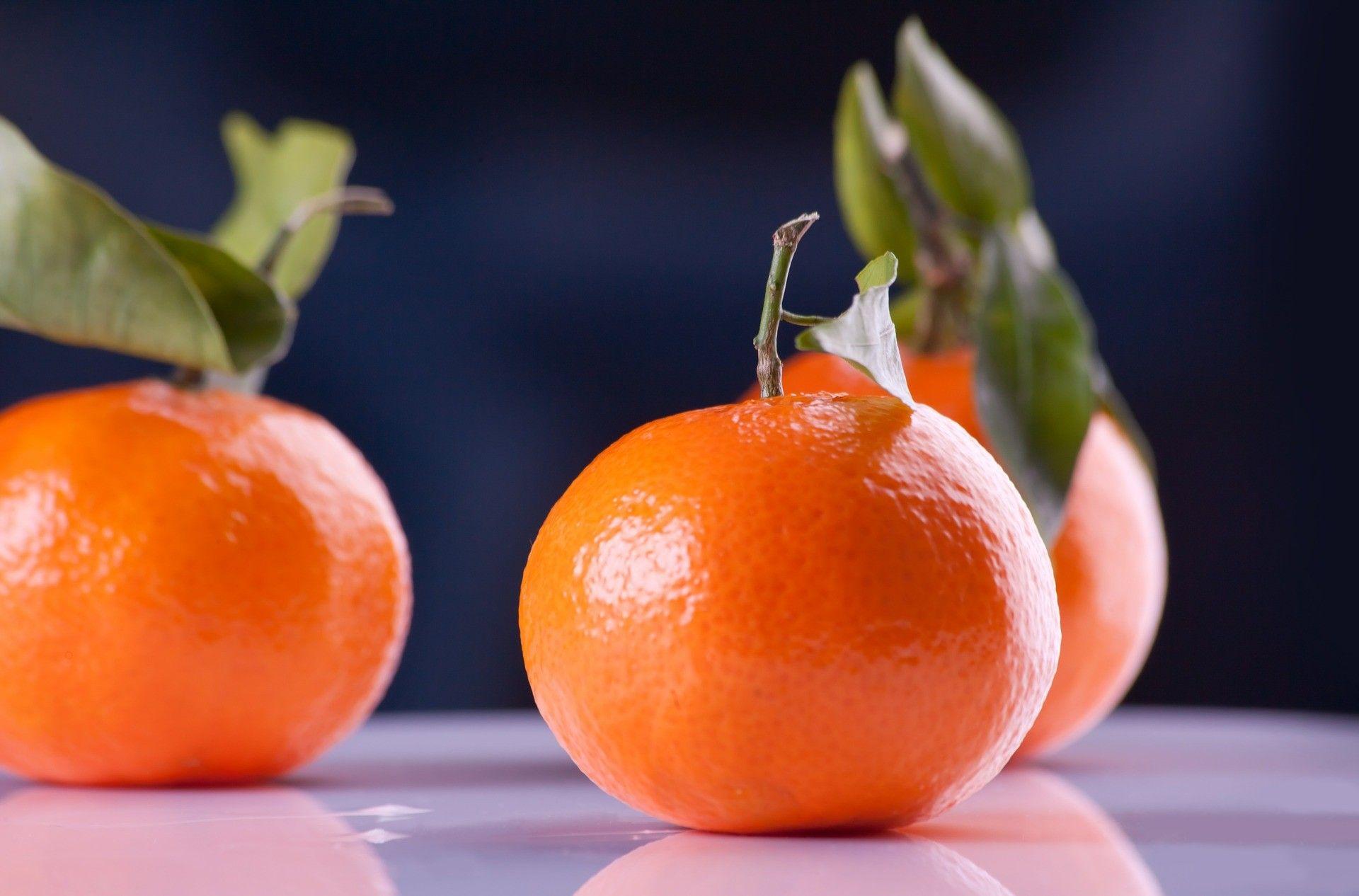 tangerines clementines oranges