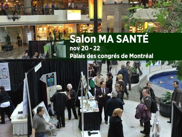 Salon MA SANTÉ nov 20-22