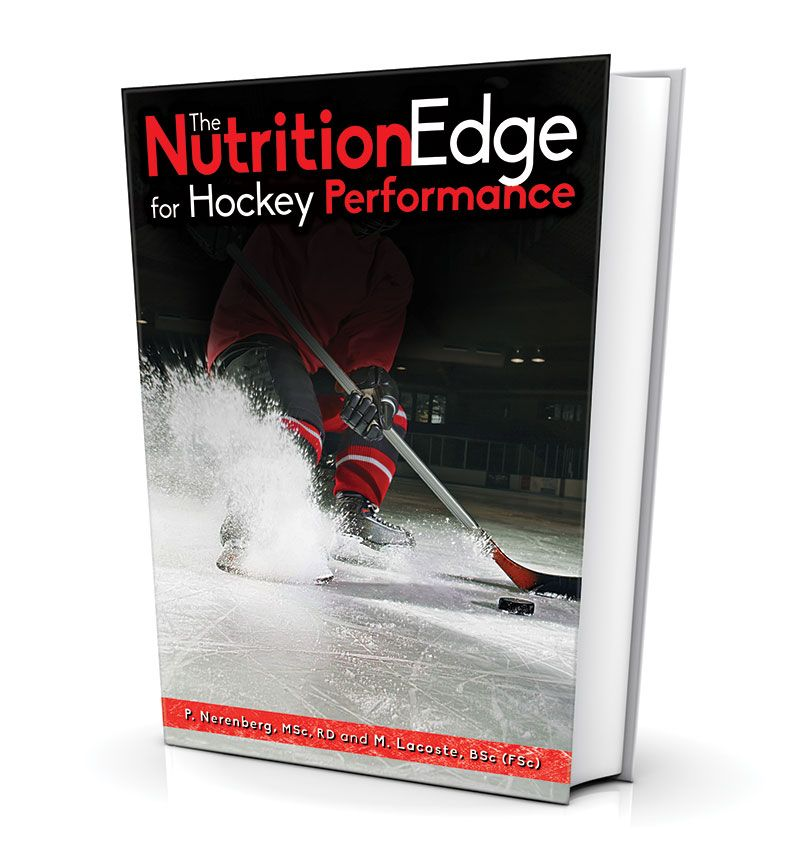 Nutrition Edge for Hockey Performance EBook