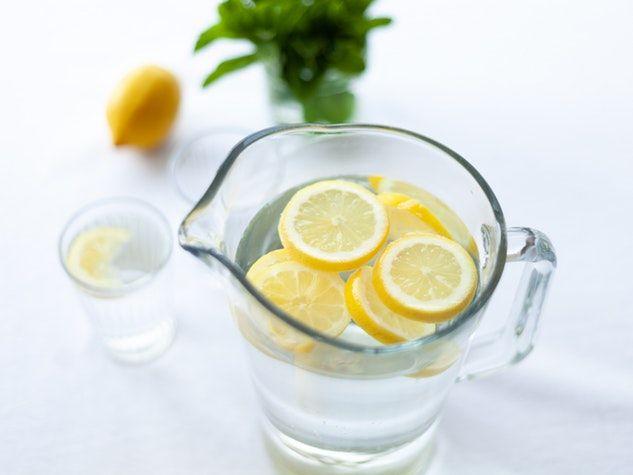 lemon citron water eau Succo di limone