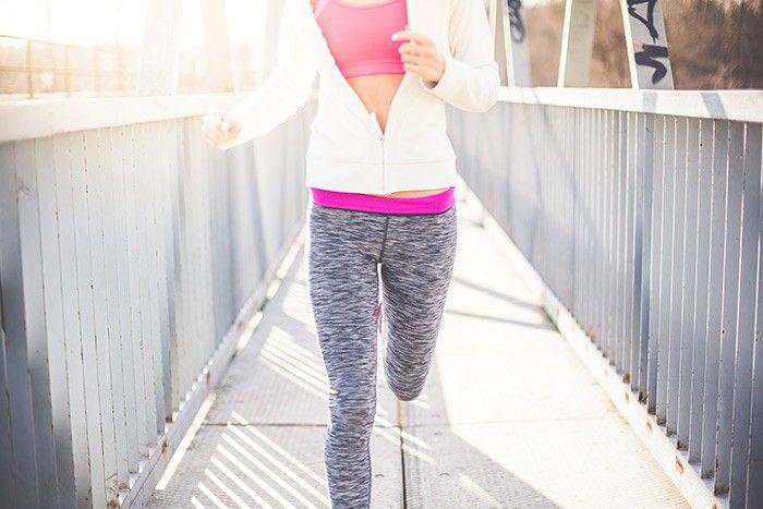 fitness course à pied