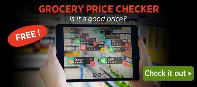grocery price checker