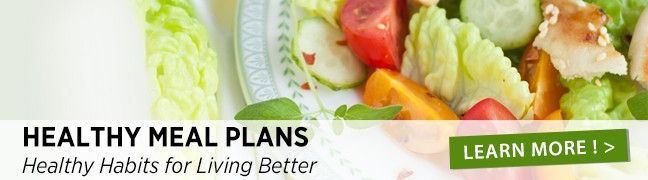 Healthy with Pleasure Meal Plans