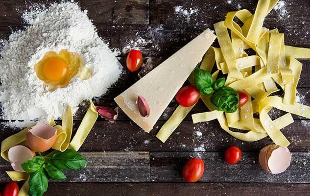 10 produits vedette de la cuisine italienne