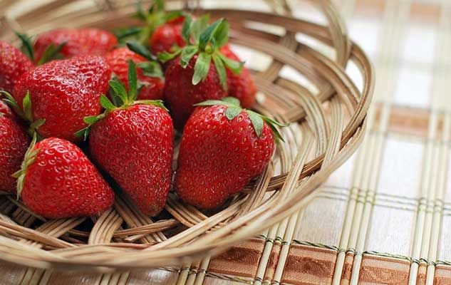 fraises-strawberries