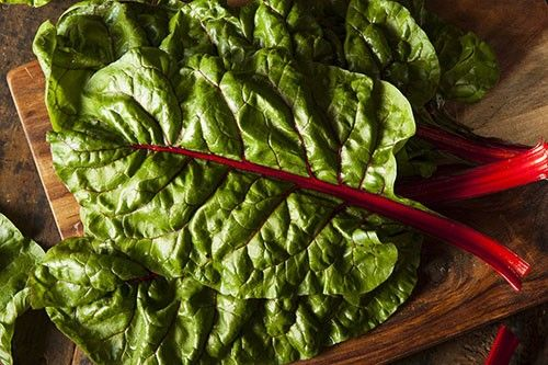 Discover Swiss chard