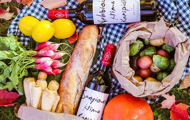 TOP 10: Picnic Recipes