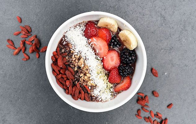 TOP 10: Smoothie Bowls from Around the Web