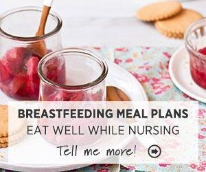 Breastfeeding Meal Plans