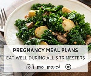 Pregnancy Meal Plans