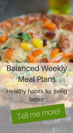 Healthy Loss Meal Plans