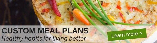 Custom Meal Plans