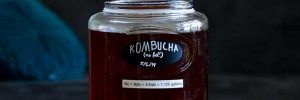 Kombucha: Digestive and Anti-Cancer Elixir?