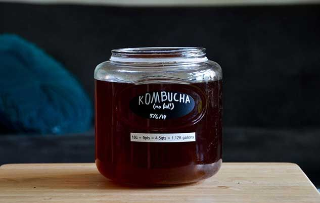 Kombucha: Digestive and Anti-Cancer Elixir?