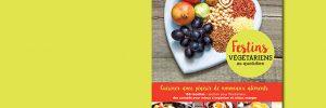 Lancement du livre «Festins végétariens»