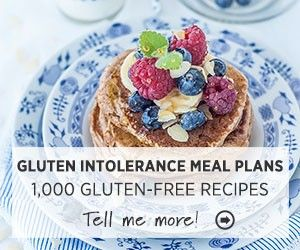 Gluten-Free Meal Plans
