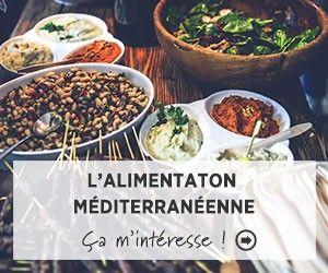 l'alimentation méditerranéenne