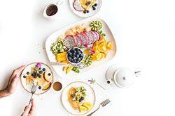 Le contrôle du cholestérol par l'alimentation