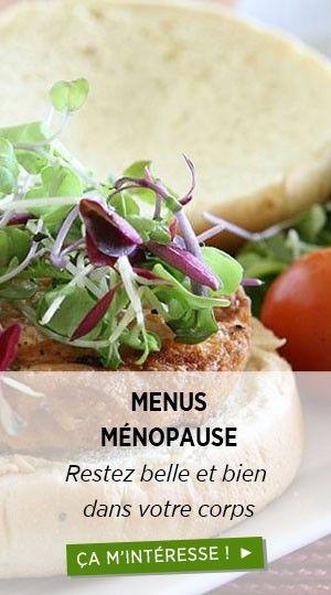 Menus ménopause