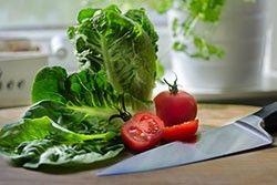 Les déchets alimentaires: Ne jetez pas les feuilles