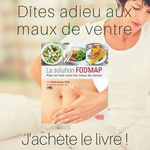 La solution fodmap: achetez le livre