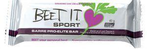 Évaluation de produit sportif: Barres Beet-It Sport