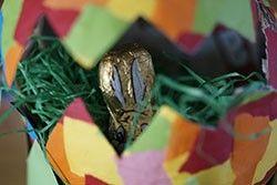 Cinq astuces pour utiliser vos restants de chocolat de Pâques