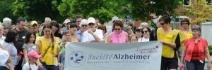 SOSCuisine Supports Walk for Alzheimer's