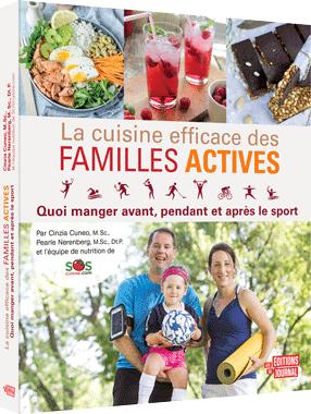 La cuisine efficace des Famille Actives