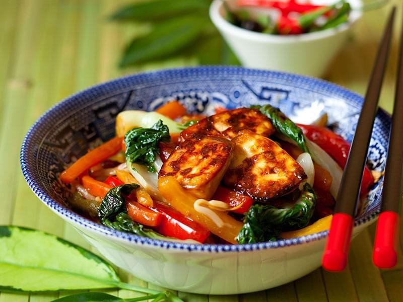 sauté-tofu
