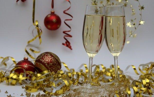 Alcohol christmas