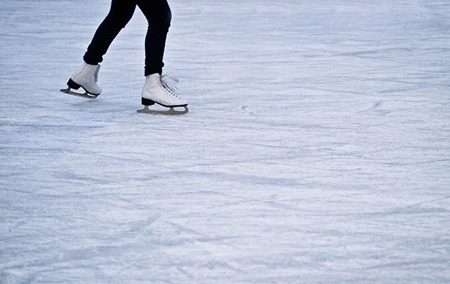 ice skating patins