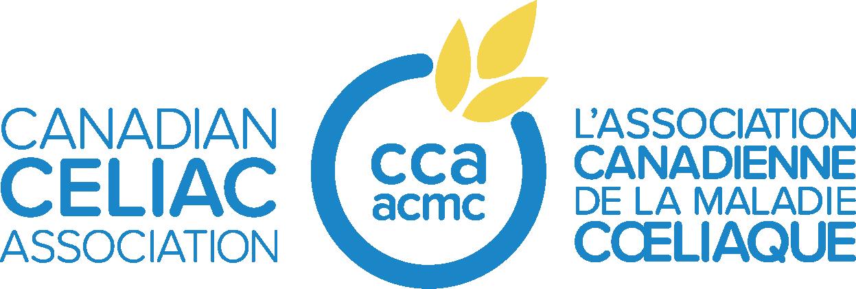 Logo Canadian Celiac association