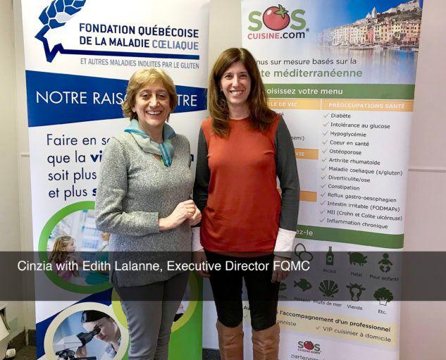 SOSCuisine Now Helps Canadian Celiac From Coast To Coast!