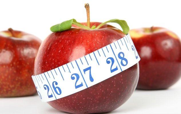 pomme perte de poids