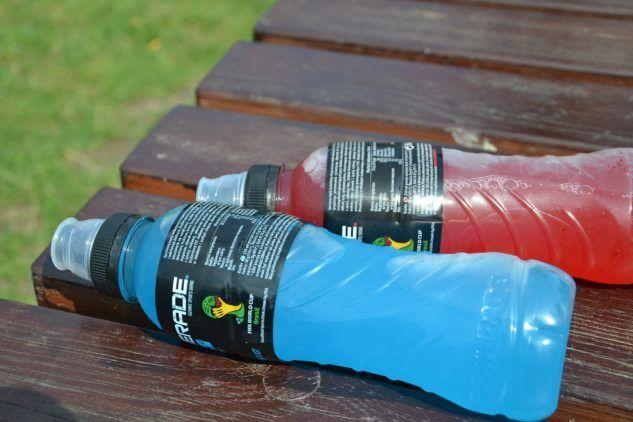 boisson pour sports drink