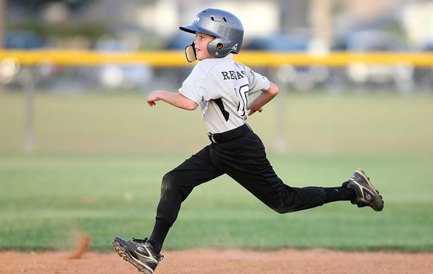 baseball enfant kid
