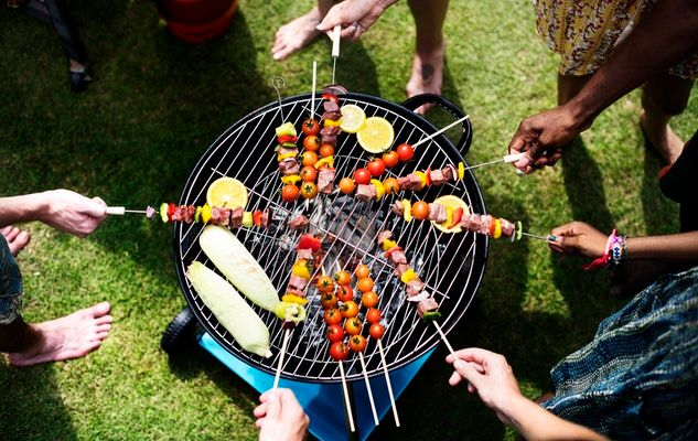 brochettes skewers kebabs