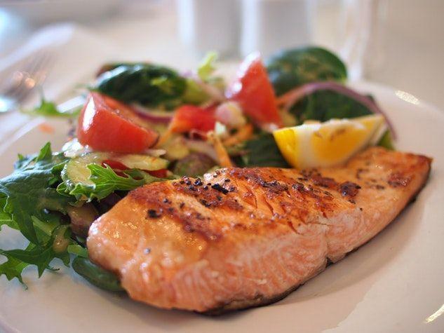 salmon saumon