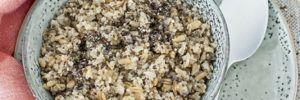 Graines de lin, de chia et de chanvre: comparaison