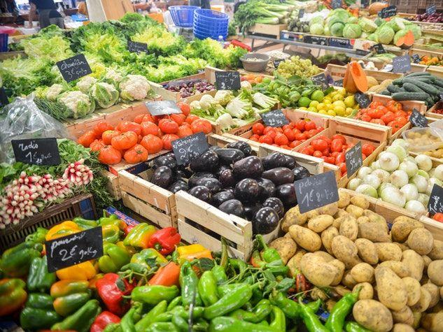 légumes vegetables