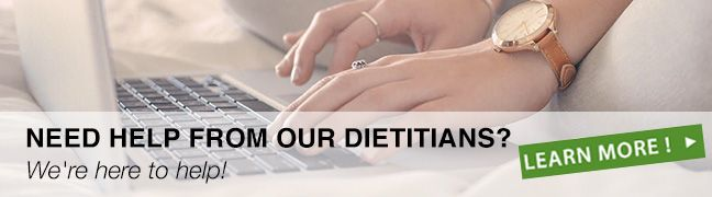 VIP Personal Dietitian