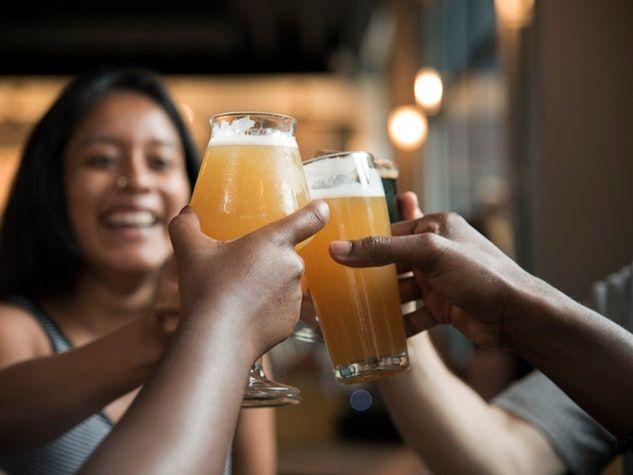 bière beer cheers