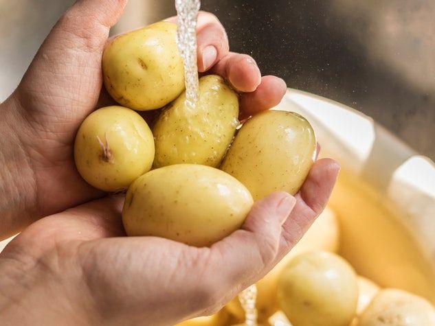 potato pomme de terre