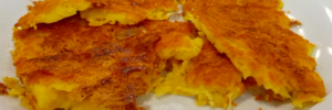 La farinata: une galette typiquement italienne