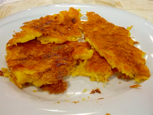 Farinata: A Typical Italian Pancake