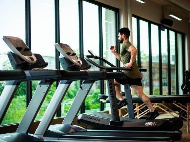 sport treadmill activité physique