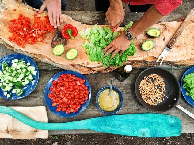 cuisiner cooking légumes vegetables